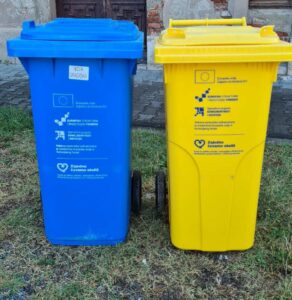 kante reciklaža
